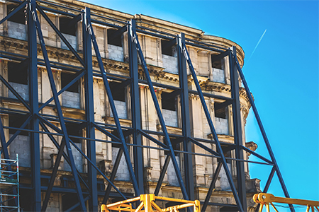 Vid byggprojekt kan en kontrollansvarig behövas.